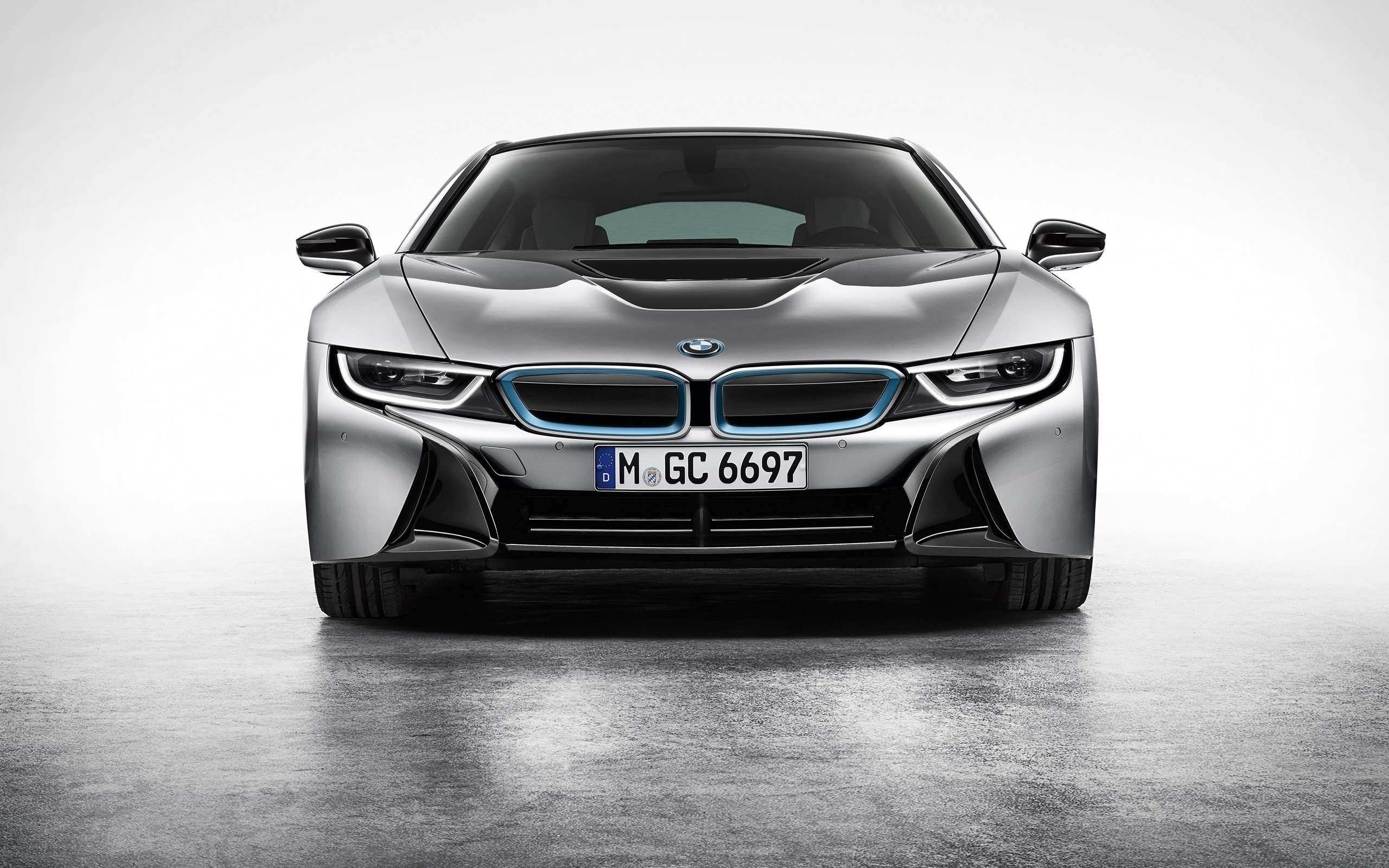 2015 BMW i8 5 Wallpaper HD Car Wallpapers 2560x1600