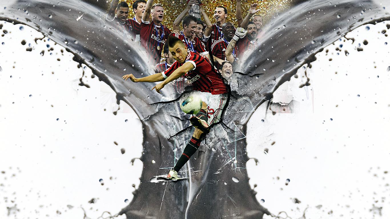 Berita Hari Ini Ac Milan Wallpaper Hd SeputarKitainfo 1366x768