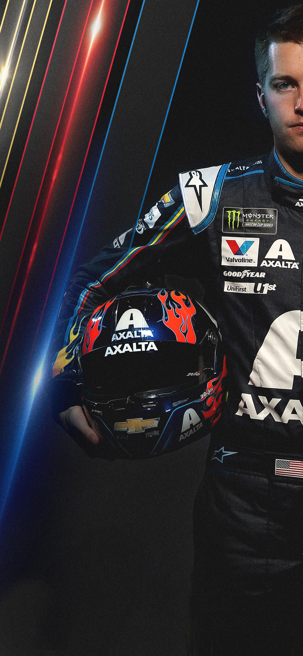 2019 NASCAR Wallpapers Official Site Of NASCAR 1230x2662
