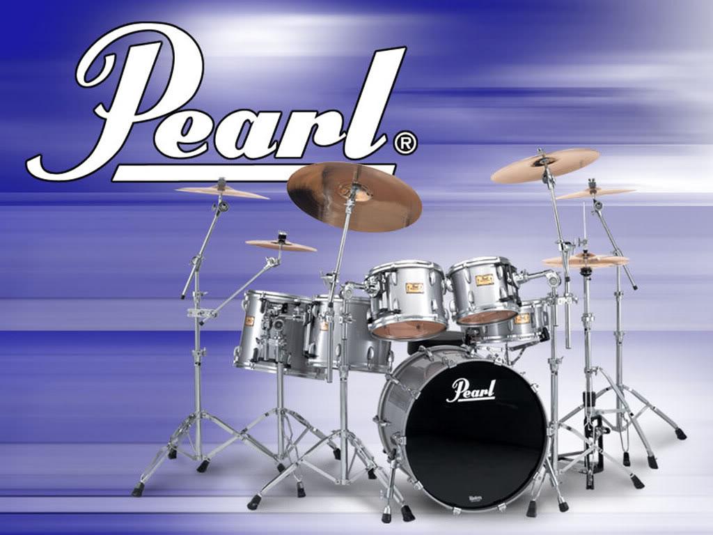 Pearl Drum Kit 4 Image 1024x768