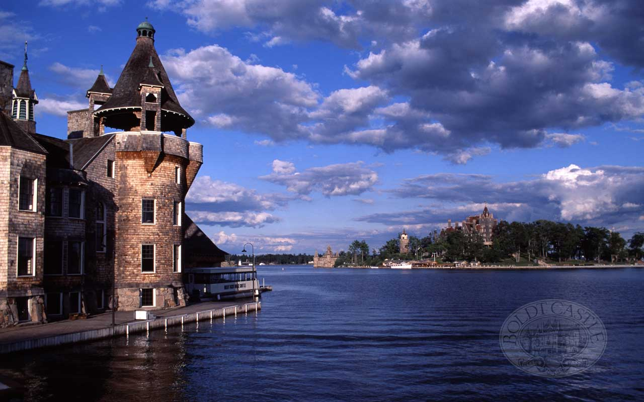 Wallpapers Official Boldt Castle Website Alexandria Bay NY in 1280x800