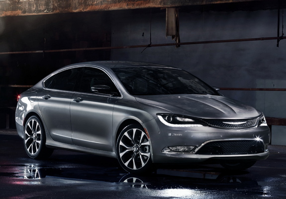 Wallpapers of Chrysler 200C 2014 575x400