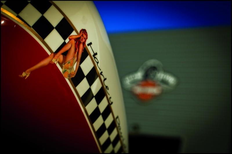 Harley Davidson Warhawk concept pin up   HD Motorcycle Wallpaper 800x534