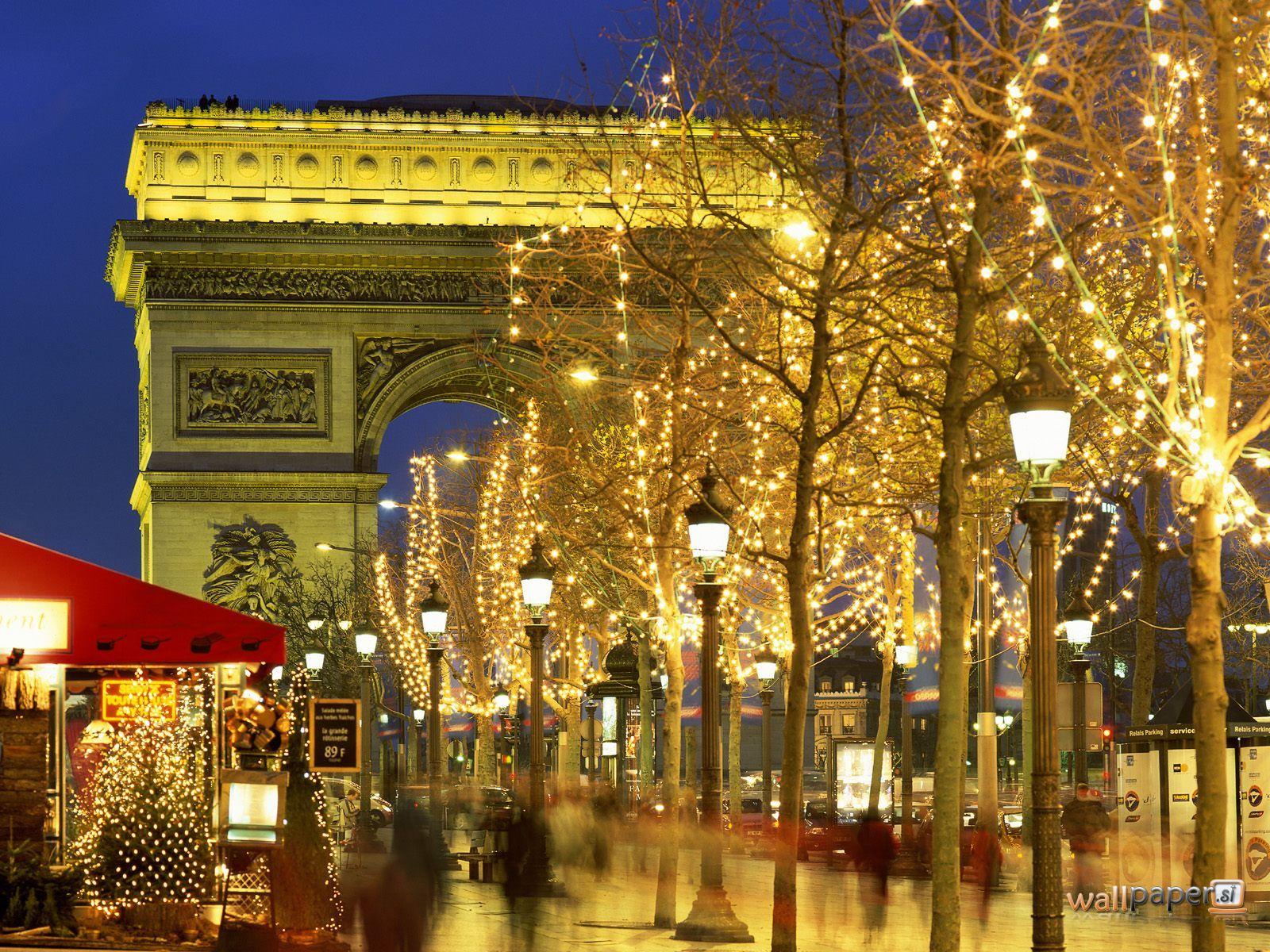 Paris Paris France Wallpaper 1600x1200