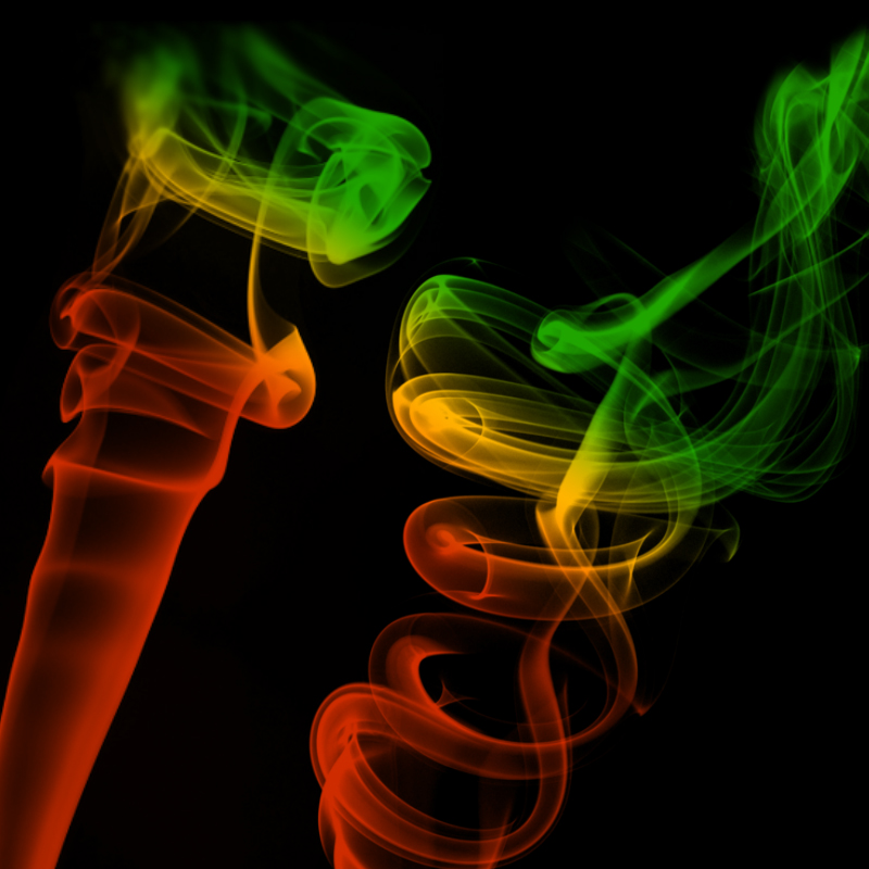 rasta smoke wallpaper moving - photo #12