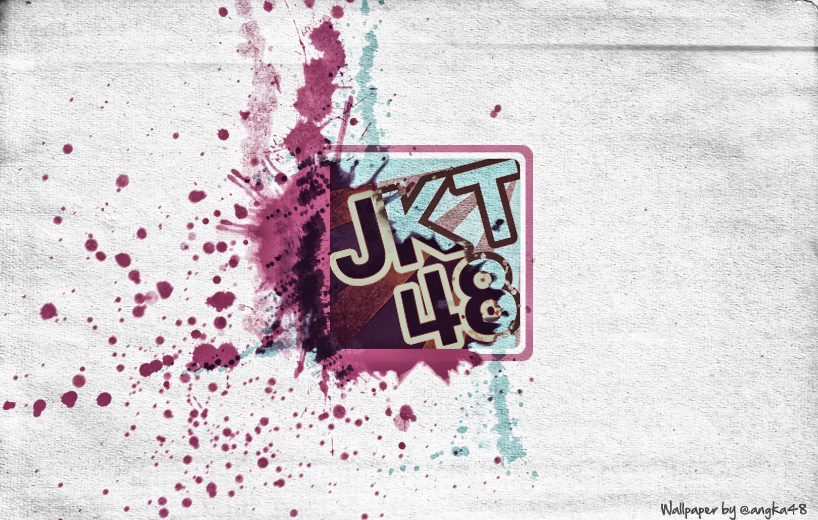 JKT48 Desktop Wallpaper by SaintOfArt 1618x1029