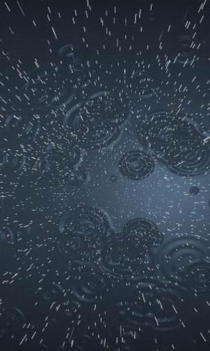 View bigger   Rain Live Wallpaper for Android screenshot 307x512