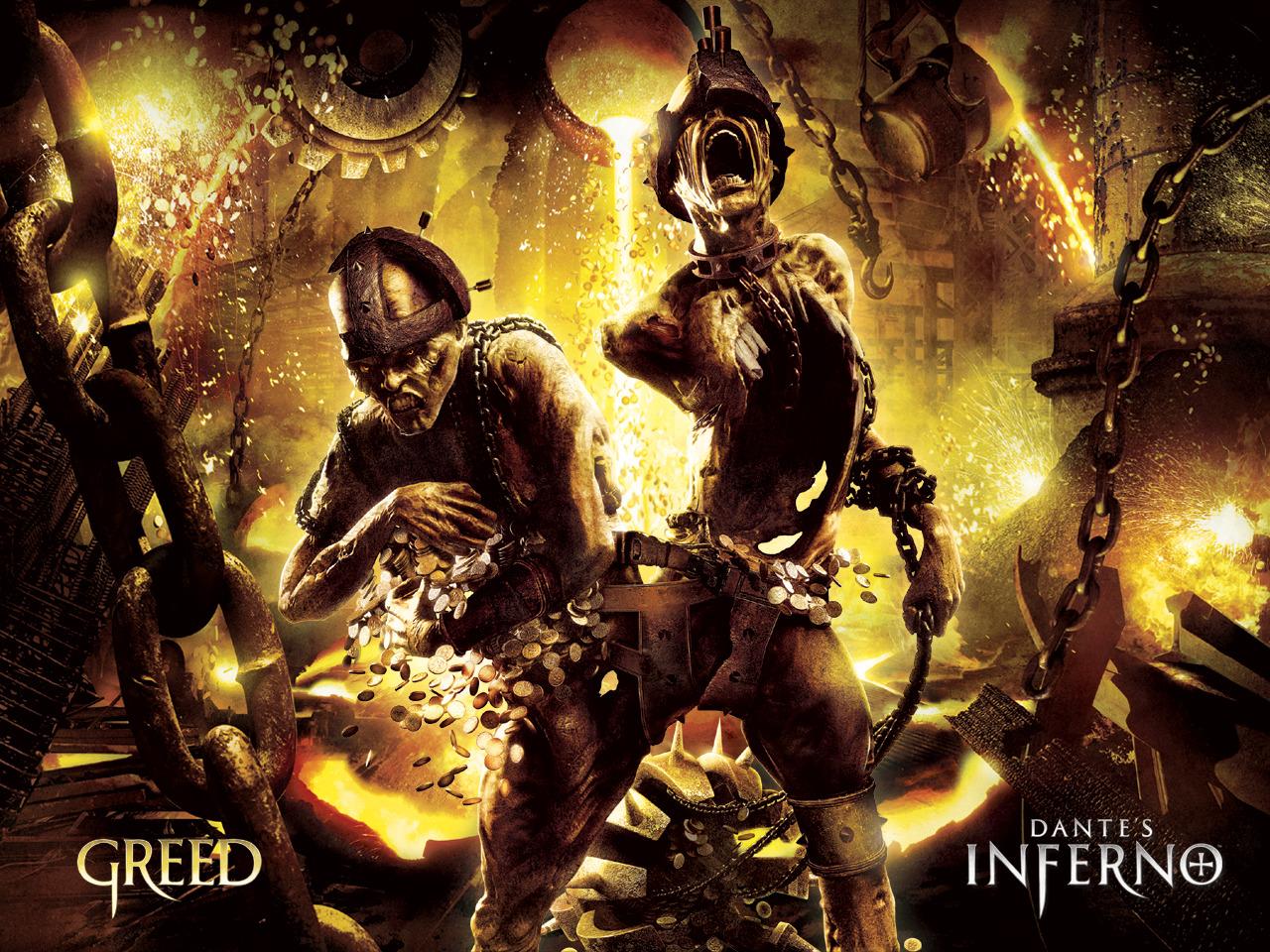 Dantes Inferno fondos de pantalla Dantes Inferno fotos gratis 1280x960