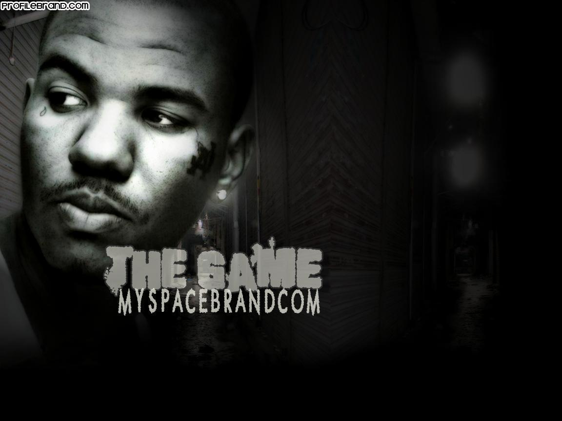 The Game Wallpapers Rapper 1152x864