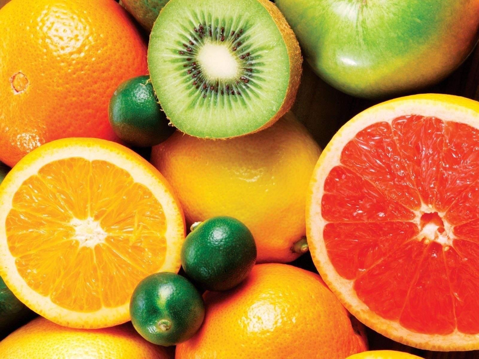 Juicy Fruits Widescreen HD Wallpapers 1600x1022 HD Widescreen 1600x1200