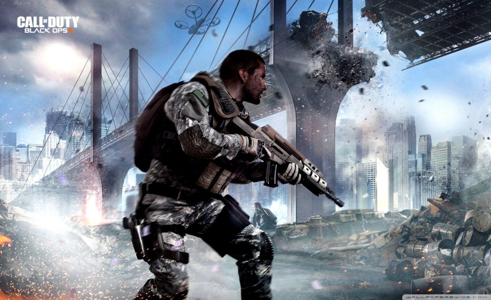 Call Of Duty Black Ops 2 4k Hd Desktop Wallpaper   Call Of Duty 1579x966