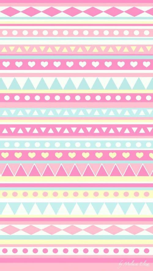 Girly wallpapers Cross wallpaper We Heart It 500x887
