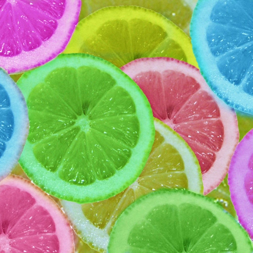 Google themes kawaii - Google Chrome Themes Multicoloured Lemons Theme