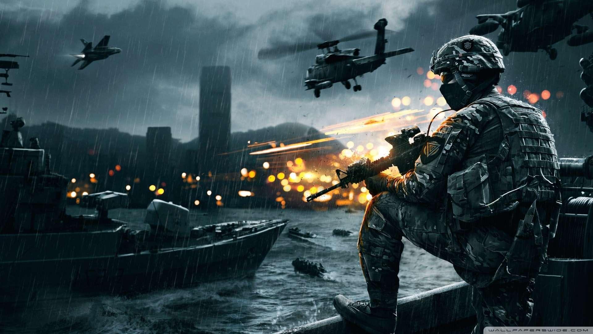 Wallpaper Battlefield 4 Siege Of Shanghai 3 Wallpaper 1080p HD 1920x1080