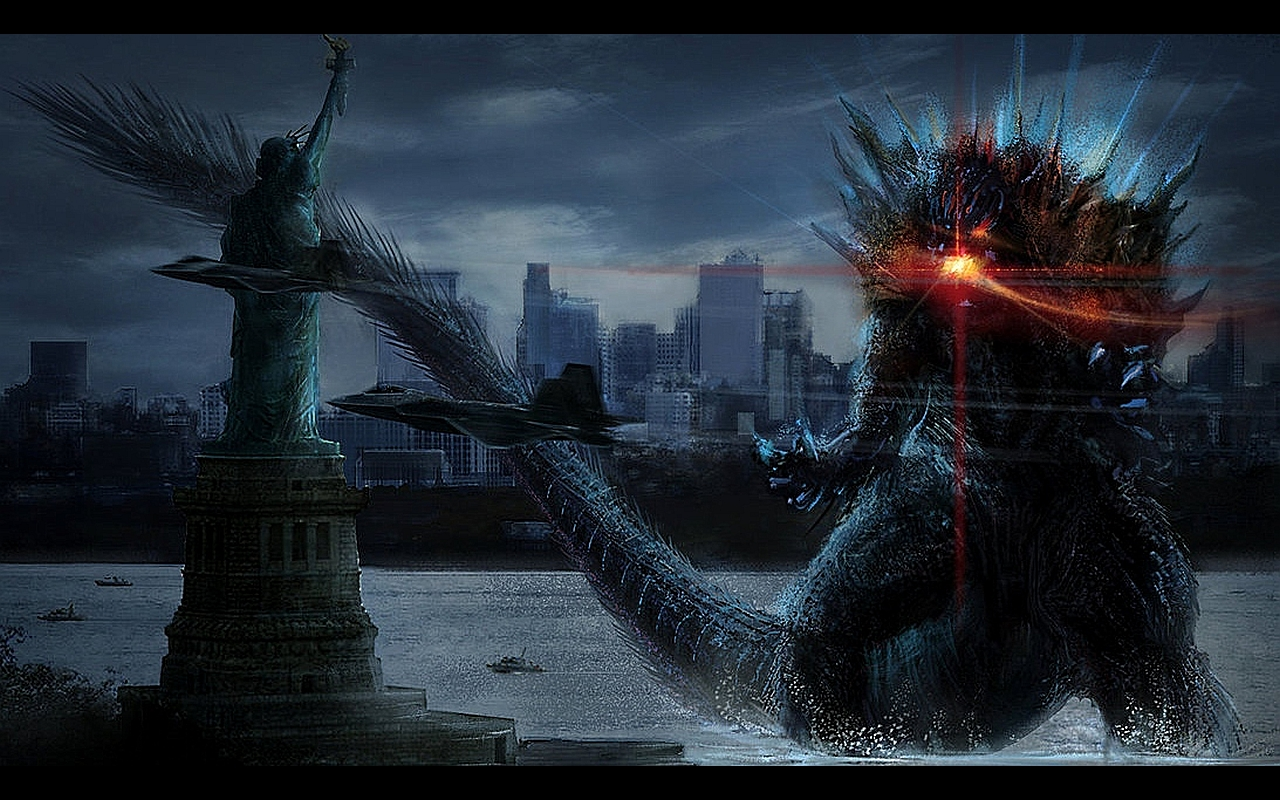 Godzilla Wallpaper loopelecom 1280x800