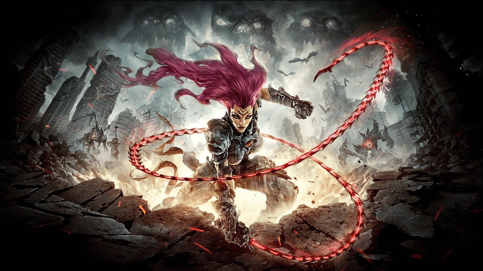 Darksiders 3 HD Wallpaper 72118 Wallpaper Download HD Wallpaper 1920x1080