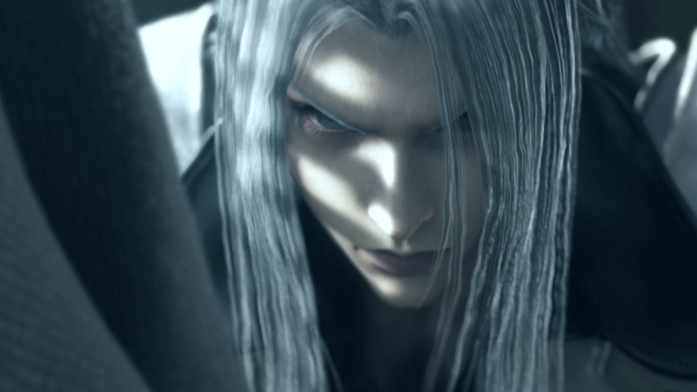 Free Download Final Fantasy 7 Images Sephiroth Hd Wallpaper