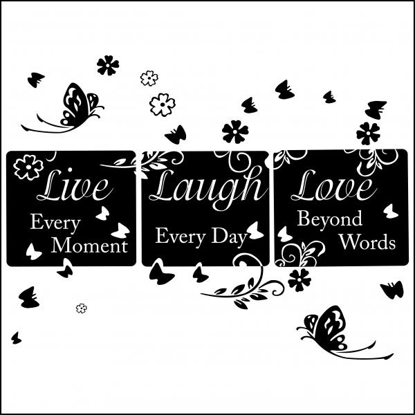 Live Love And Laugh Quotes: Live Laugh Love Quote Wallpapers