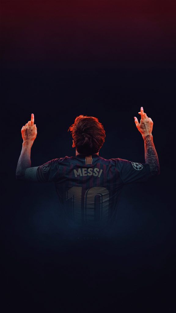 Lionel Messi Best Quality 4K UHD Mobile Wallpaper Lionel messi 576x1024