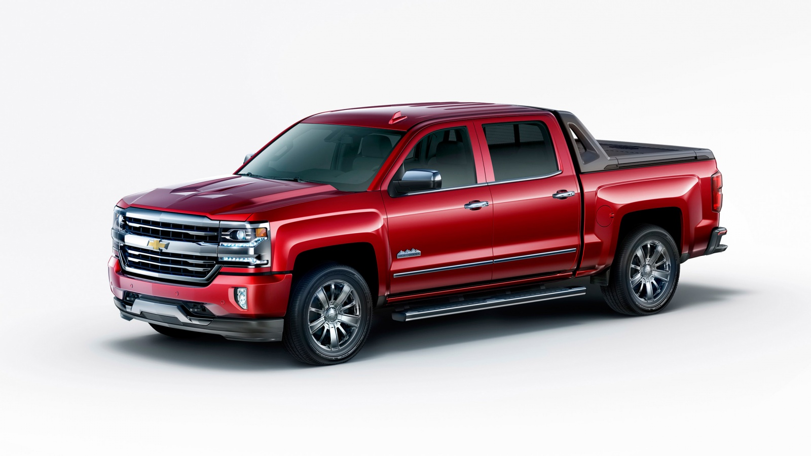 2016 Chevrolet Silverado High Desert Package 1600x900