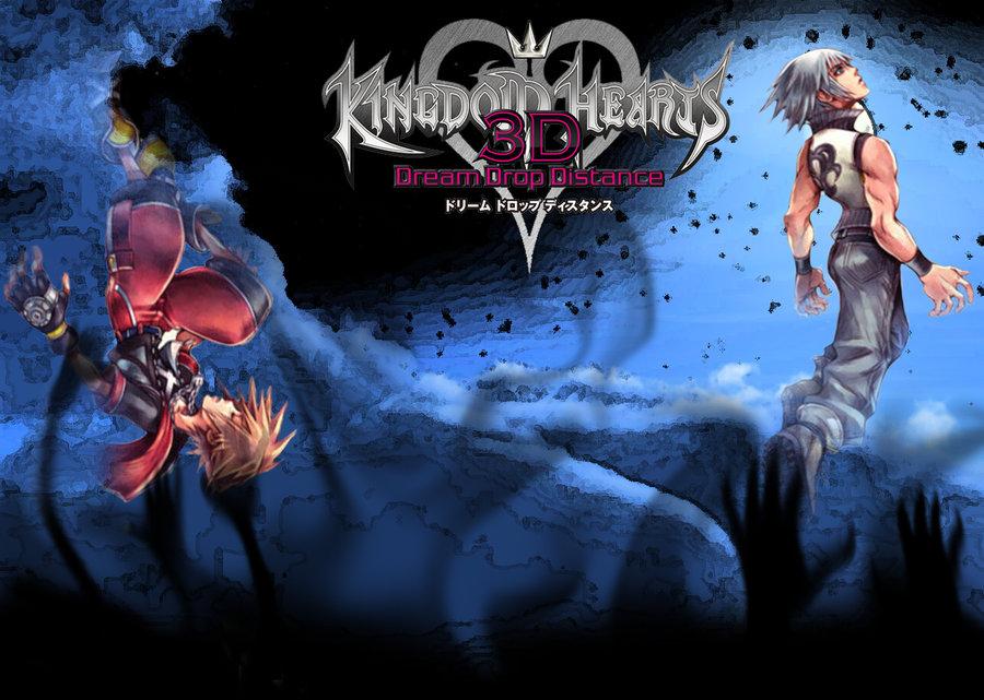 Kingdom Hearts 3D Wallpaper Darkness by AzuraJae 900x641