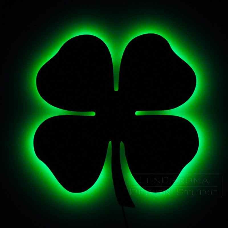 4 Leaf Clover Wallpaper Wallpapersafari