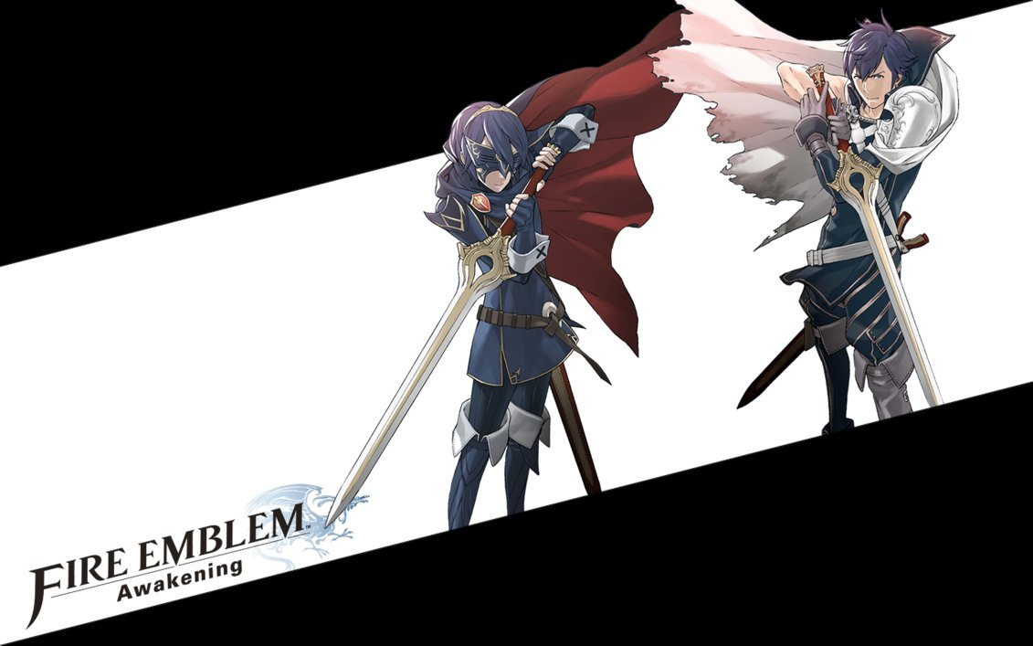 Free Download Fire Emblem Awakening Wallpaper By Somberromulan