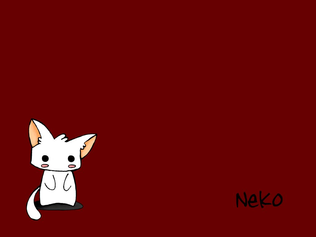 Neko Wallpapers 1024x768