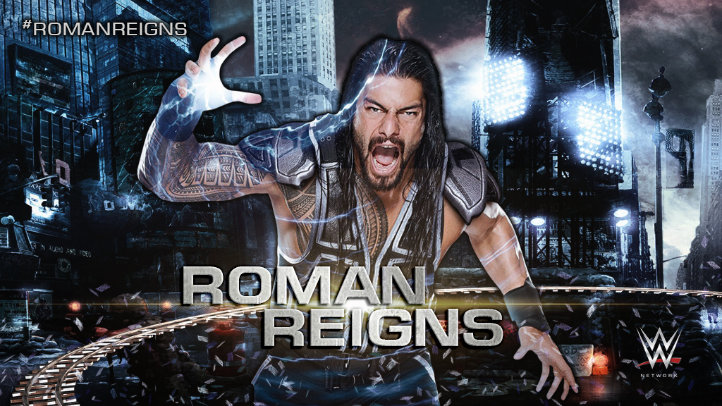 Showing Gallery For Roman Reigns Wallpaper 2015 1024x576