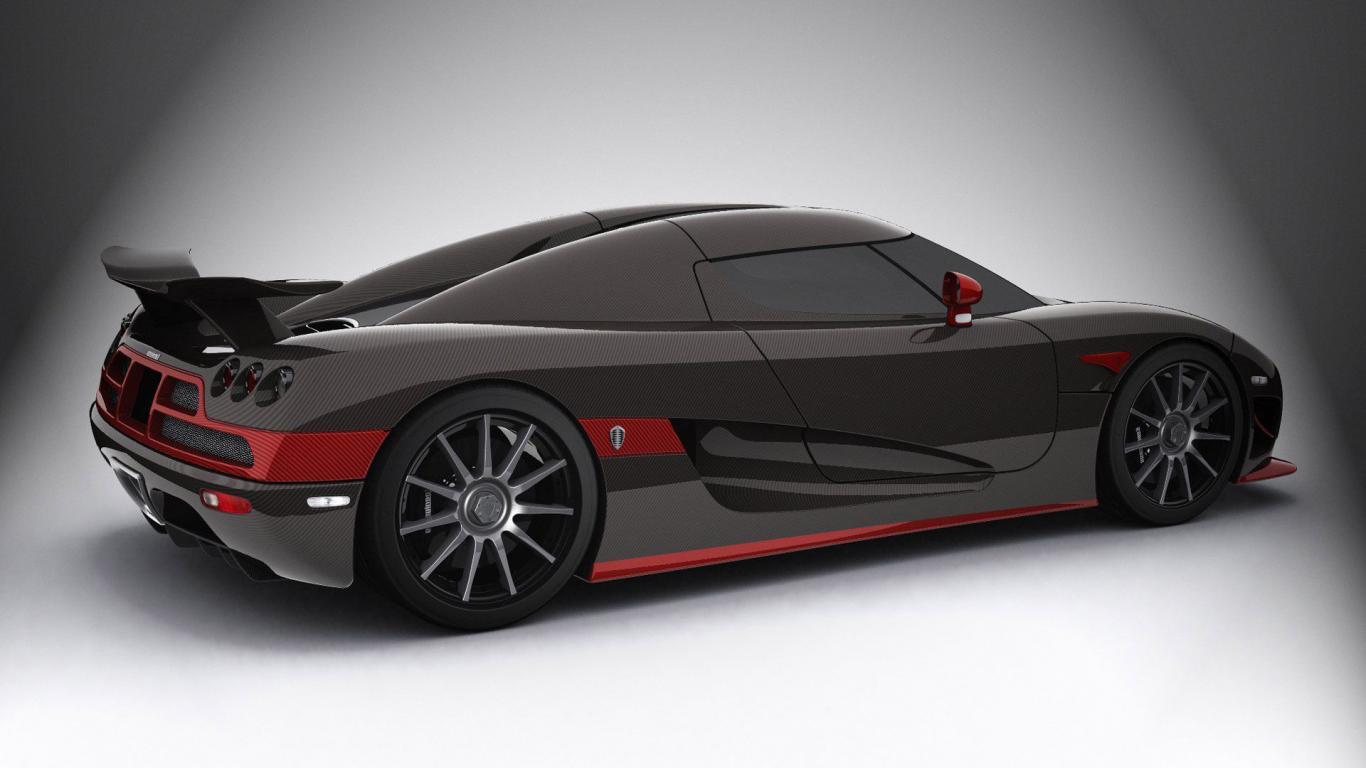 Koenigsegg HD 1366x768 1366x768