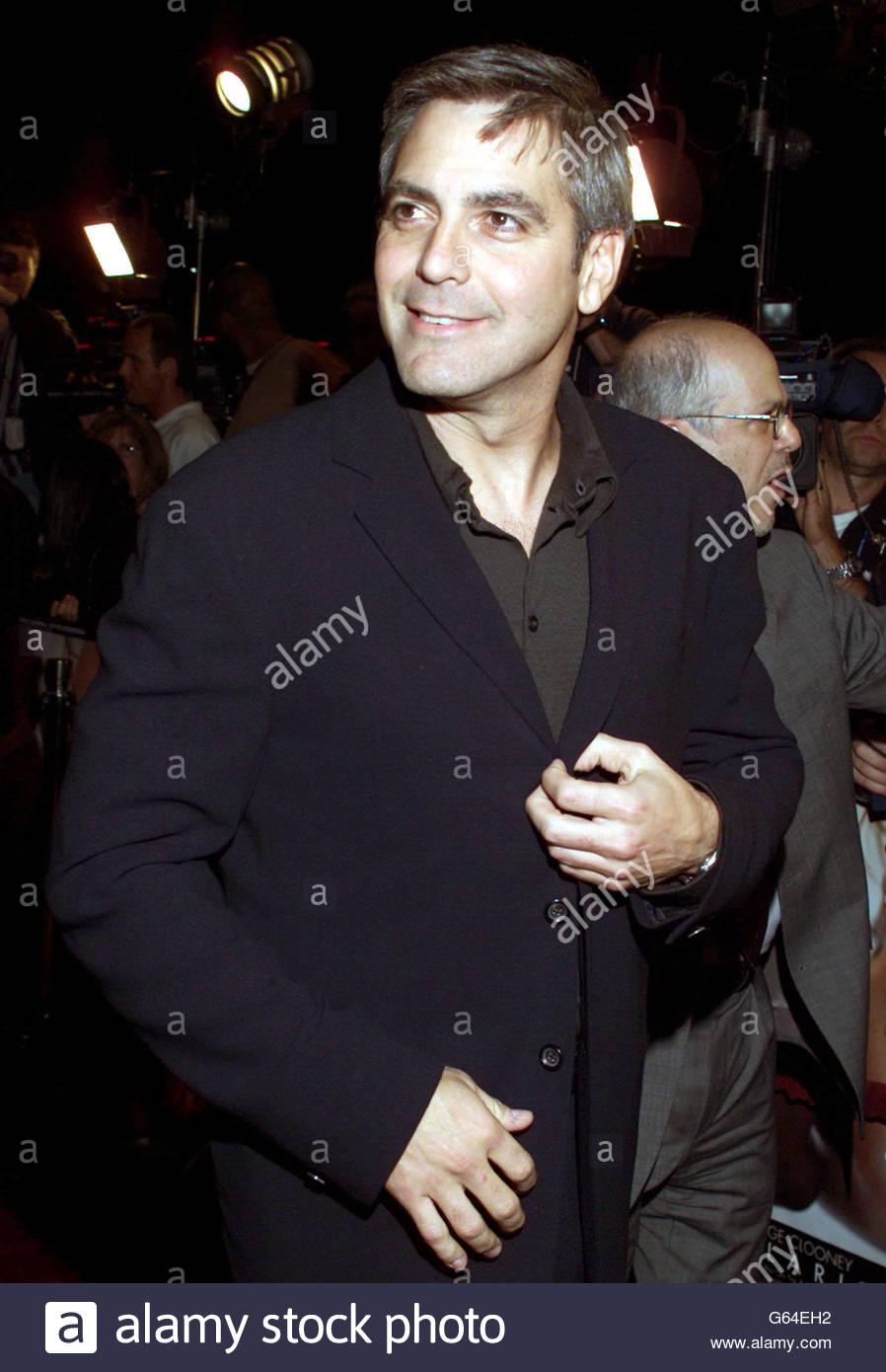 George Clooney Solaris Stock Photo 107049406   Alamy 898x1390