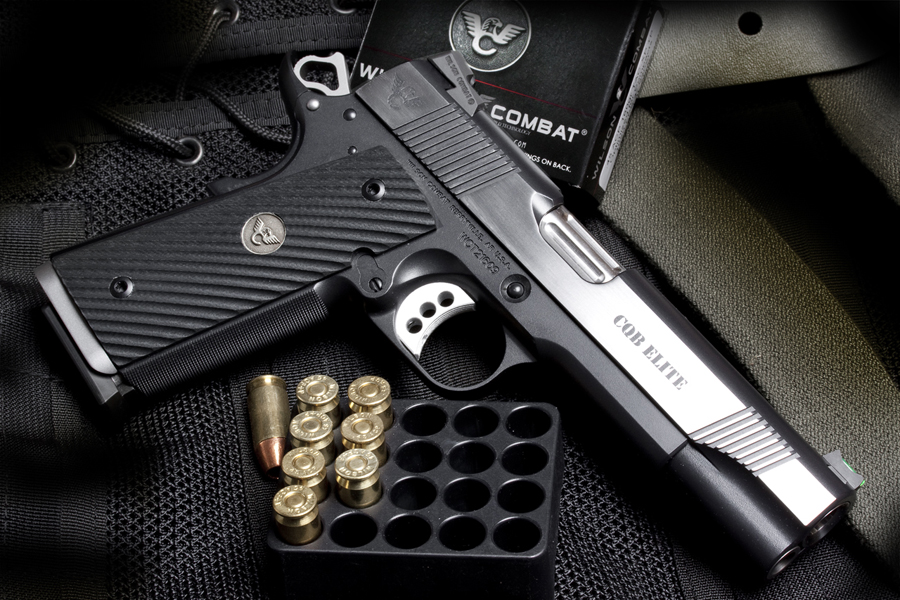 Elite Professional Custom 9mm 1911 From Wilson Combat Apk Mod Game 900x600