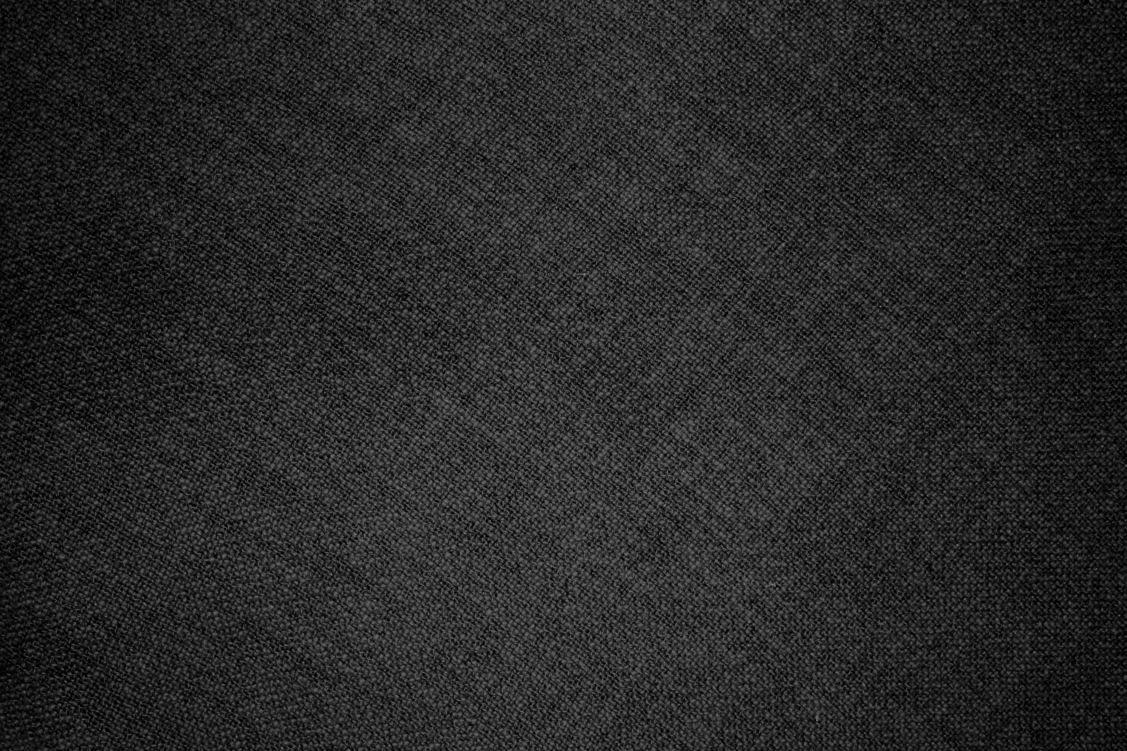 Black Fabric Texture   High Resolution Photo   Dimensions 3888 3888x2592