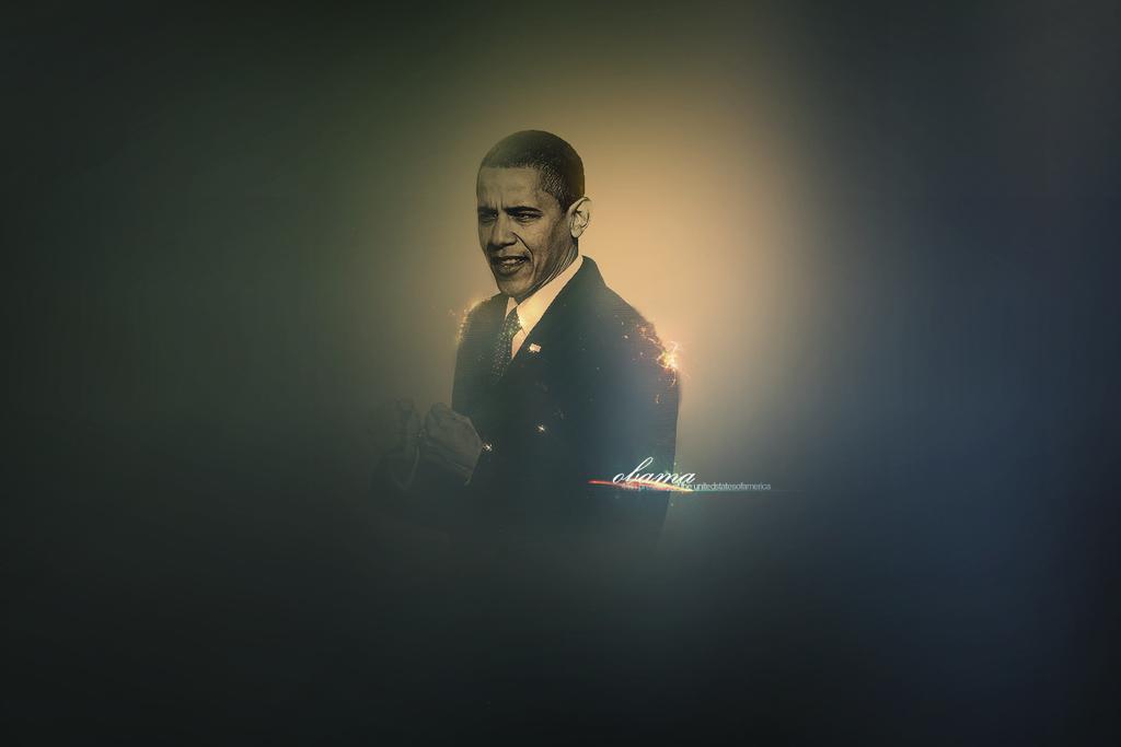 Obama   Wallpaper V1 by lebthug23 on deviantART 1024x683