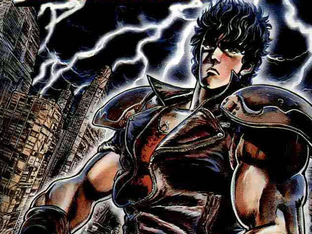 Fist Of The North Star Wallpapers 1024x768