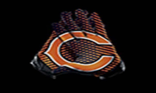 live wallpaper featuring the Chicago Bears A wallpaper for the 512x307