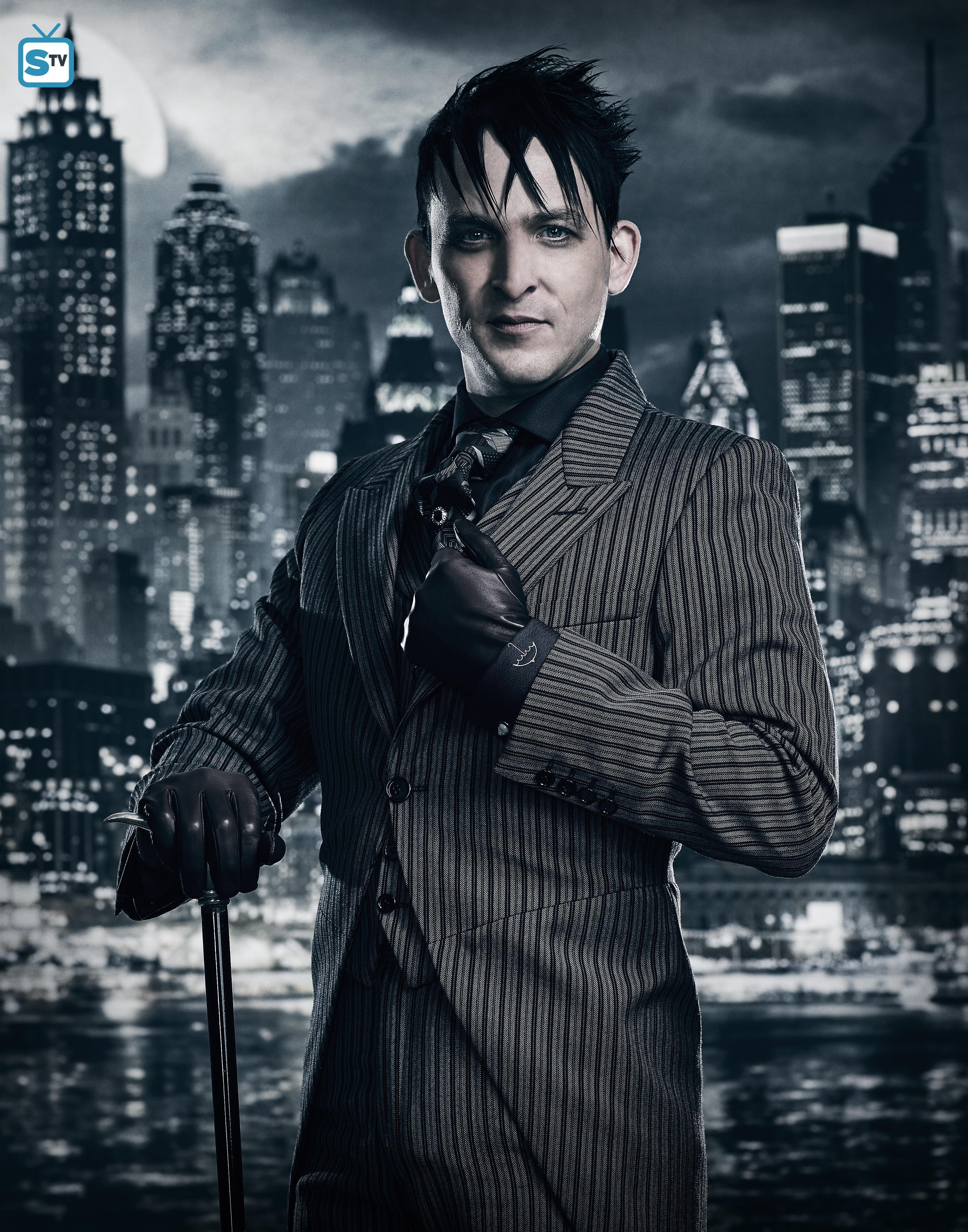 Gotham   Season 4 Portrait   Oswald Cobblepot   Gotham fotografia 3300x4200