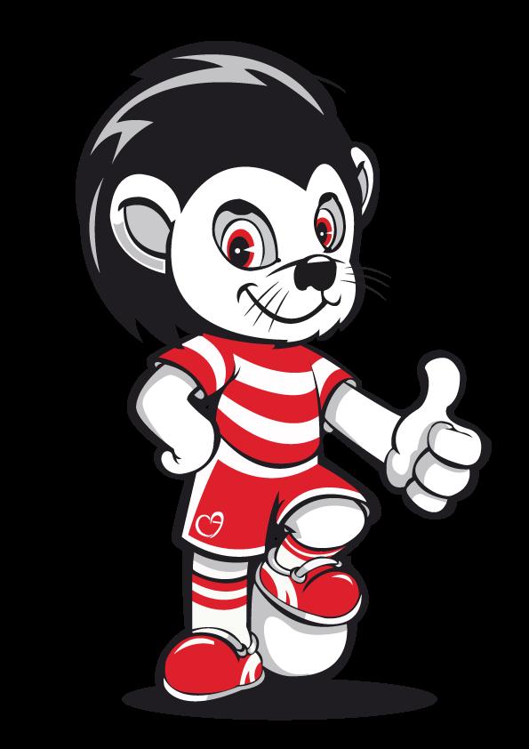 Vector Club Africain Mascot   Namroud by Fakedeath01 595x842