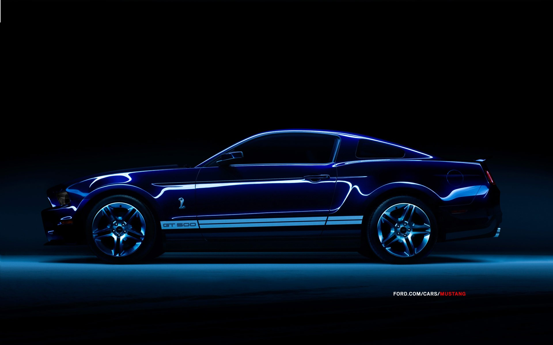 Ford Mustang Shelby GT500 Computer Wallpapers Desktop Backgrounds 1920x1200