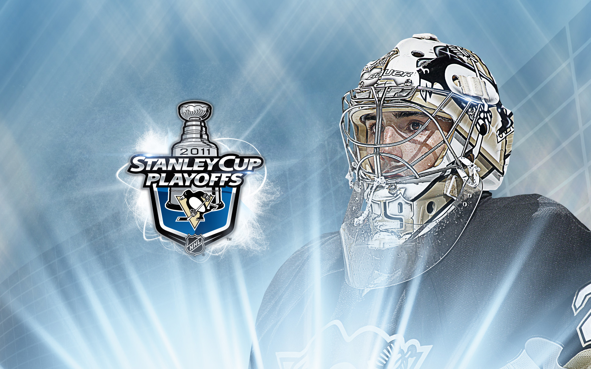 2011 Playoffs   Marc Andre Fleury   Marc Andre Fleury Wallpaper 1920x1200