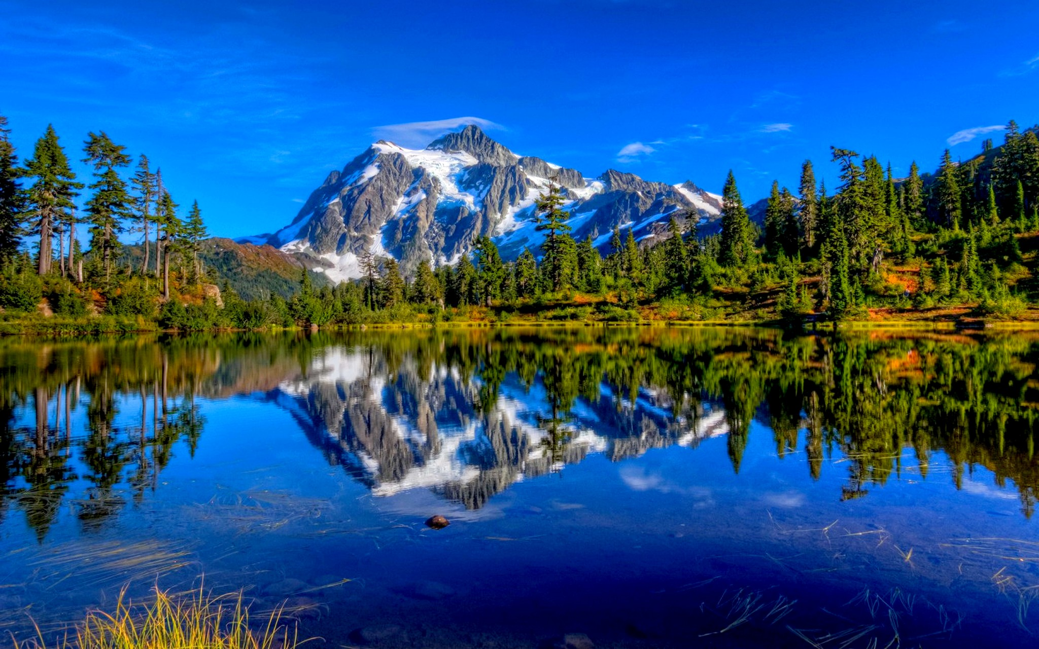 Mountain lake wallpaper wallpapersafari for Lakeview cabin download