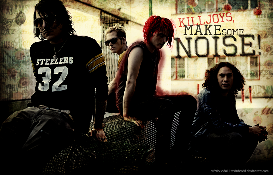 my chemical romance wallpapers My Chemical Romance wallpaper 900x579