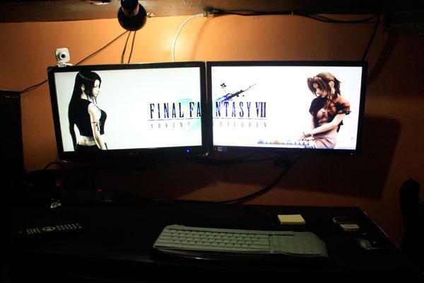 dual monitor wallpaper dual monitor different wallpaper 2 monitors 2 600x400
