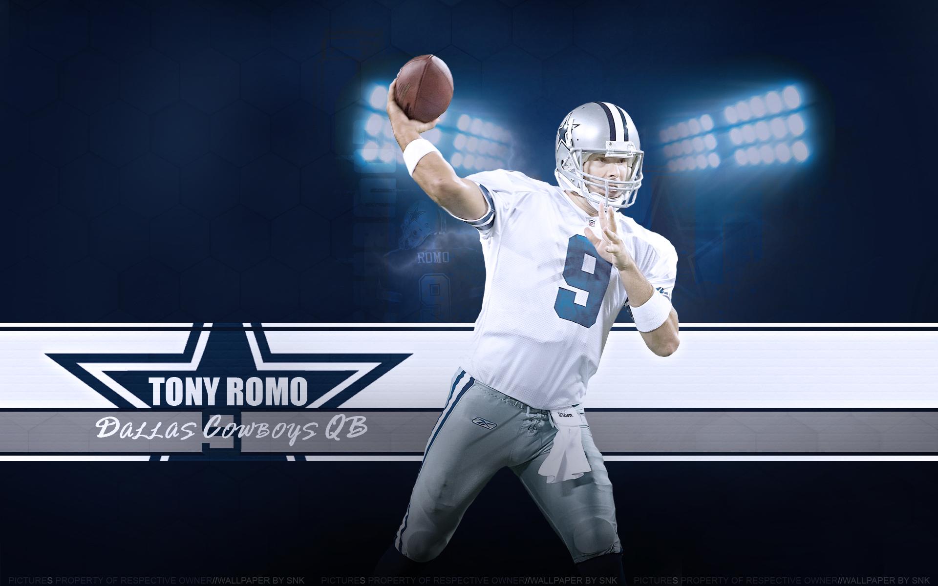 Tony Romo Wallpaper