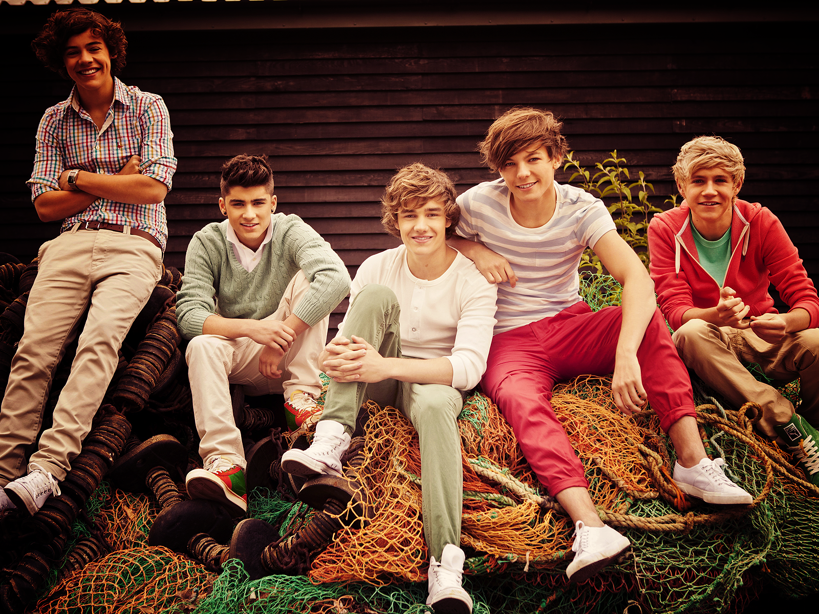 One Direction One Direction 1600x1200