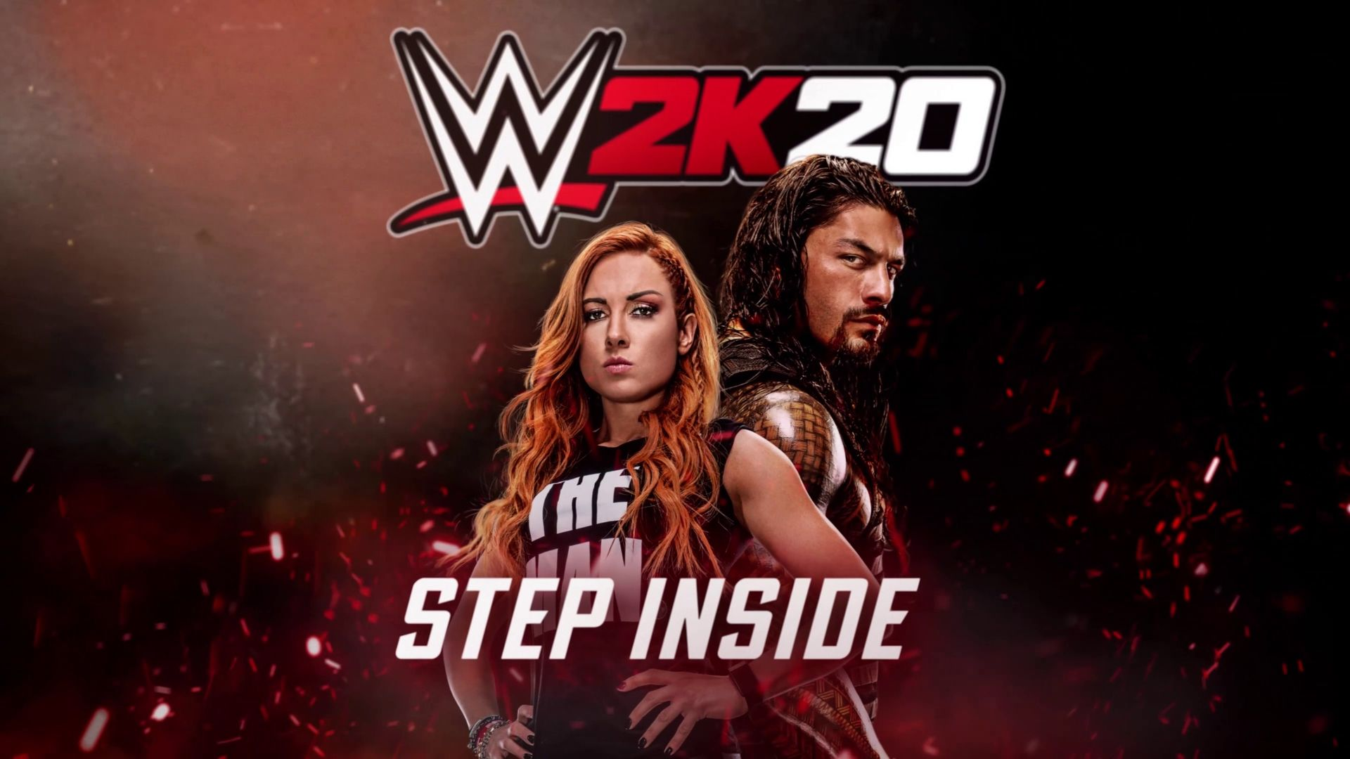WWE 2K20 Wallpapers   Top WWE 2K20 Backgrounds   WallpaperAccess 1920x1080
