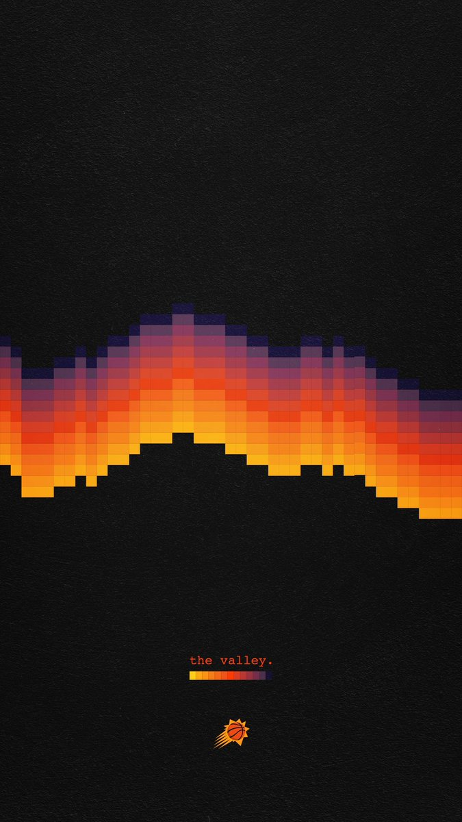 Phoenix Suns on Twitter Wallpaper 3 WeAreTheValley 675x1200
