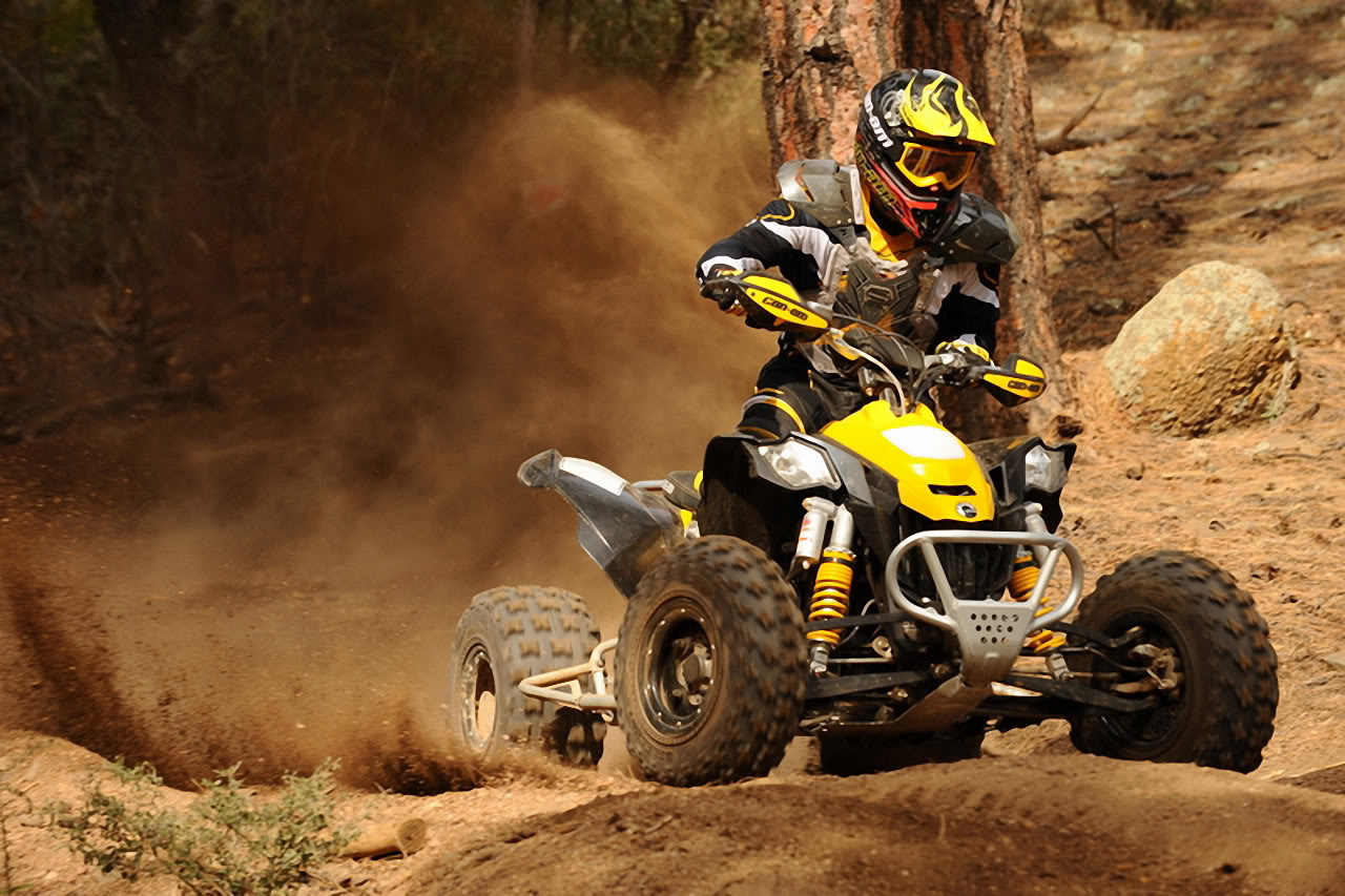 Wallpaper 1280 Resolution Action Pics All Models   Can Am ATV Forum 1280x853