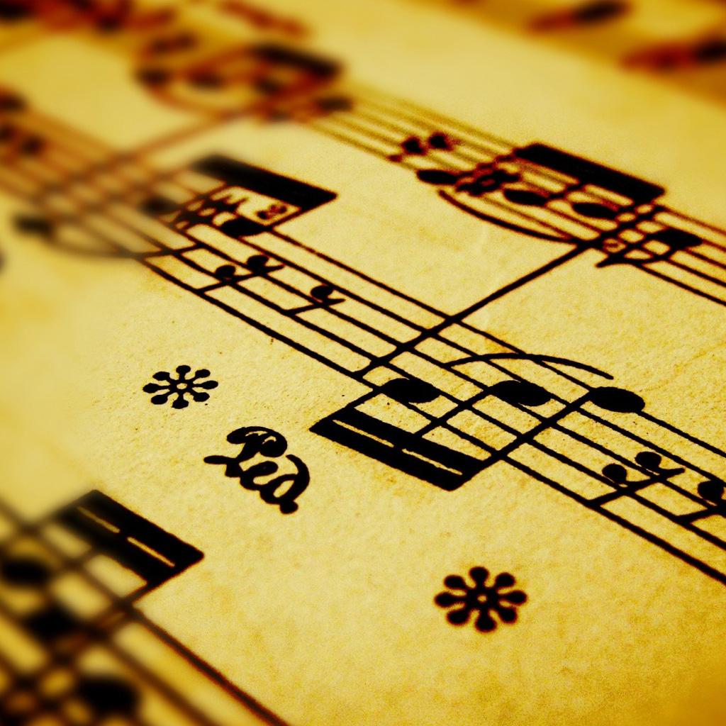 Retro Music Wallpaper