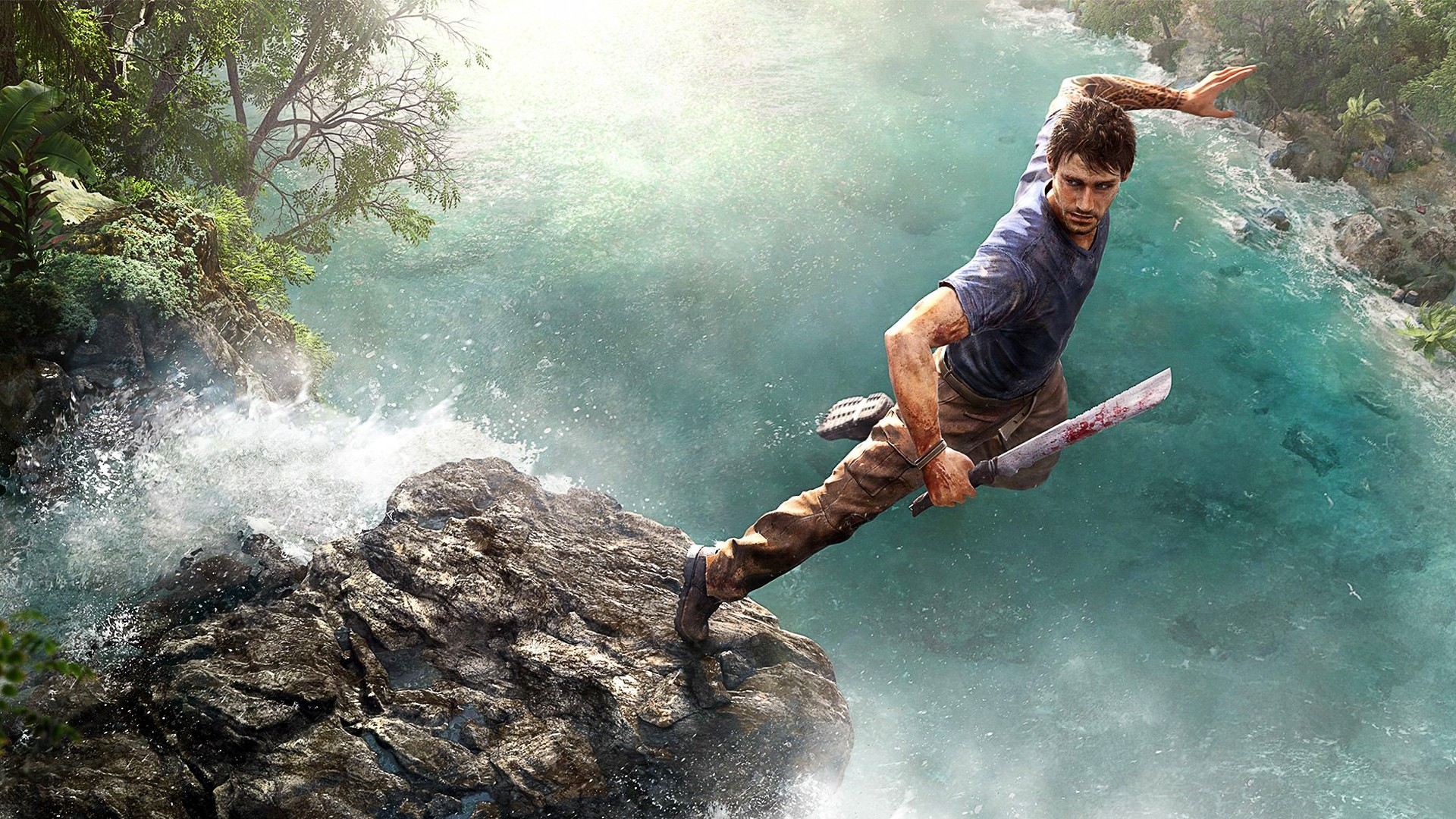 Far Cry 3   Jason Wallpaper HD   Select Game 1920x1080
